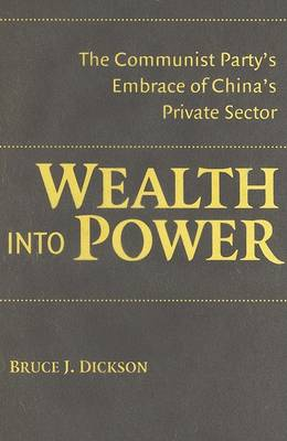 Wealth into Power by Bruce J. Dickson