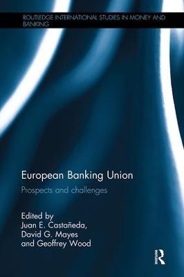 European Banking Union book