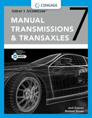 Today's Technician: Manual Transmissions and Transaxles Classroom Manual and Shop Manual book