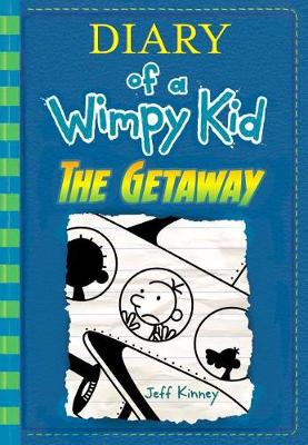 The Getaway (Diary of a Wimpy Kid Book 12) by Jeff Kinney