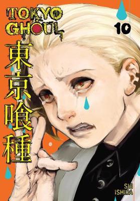 Tokyo Ghoul, Vol. 10 book