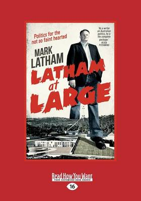 Latham at Large by Mark Latham