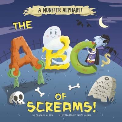A Monster Alphabet by James Loram