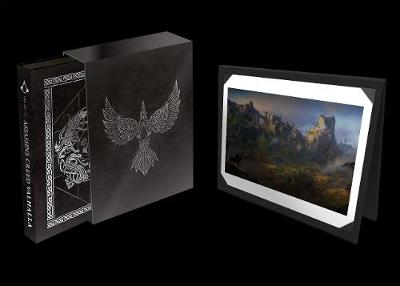 The Art Of Assassin's Creed: Valhalla Deluxe Edition book