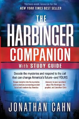 The Harbinger Companion with Study Guide by Jonathan Cahn