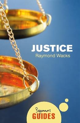 Justice by Raymond Wacks