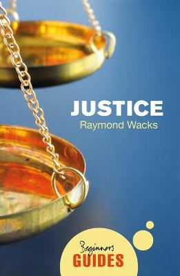 Justice by Raymond Wacks