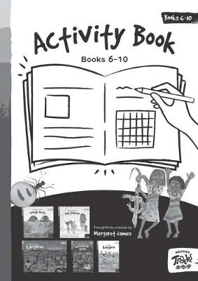 Reading Tracks Activity Book 6 to 10: Paired with Reading Track Books 6 to 10 by Margaret James