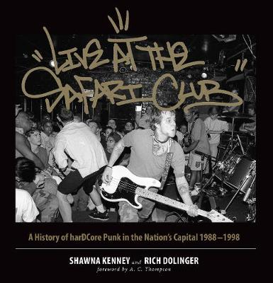 Live at the Safari Club by Shawna Kenney