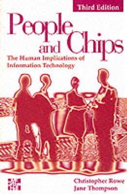 People and Chips by Christopher Rowe