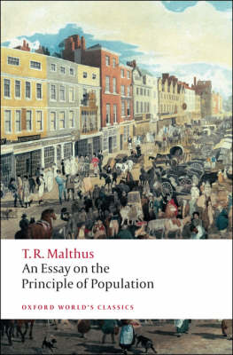An Essay on the Principle of Population by Thomas Malthus