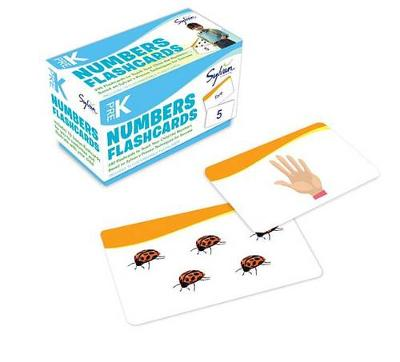 Pre-K Numbers & Shapes Flashcards book
