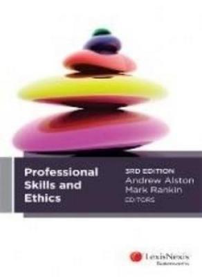 Professional Skills & Ethics book
