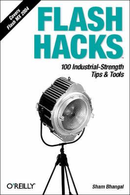 Flash Hacks book