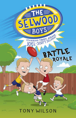 Selwood Boys by Tony Wilson