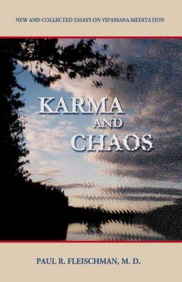 Karma and Chaos by Paul R. Fleischman