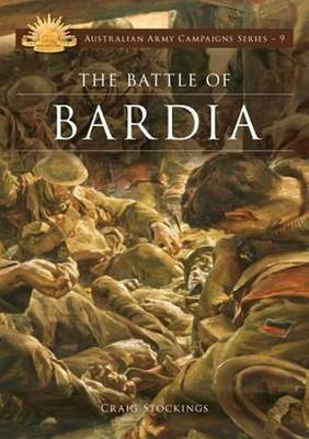 Battle of Bardia by Craig Stockings