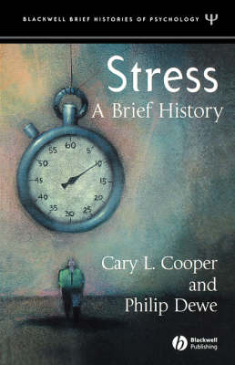 Stress by Cary L. Cooper