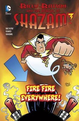 Fire Fire Everywhere! book