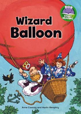 Wizard Balloon by Anne Cassidy