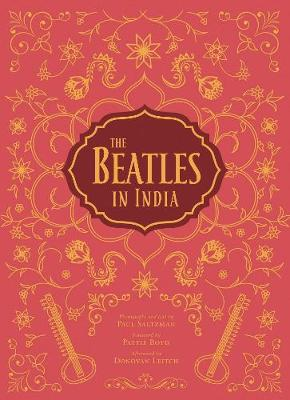 Beatles in India by Paul Saltzman