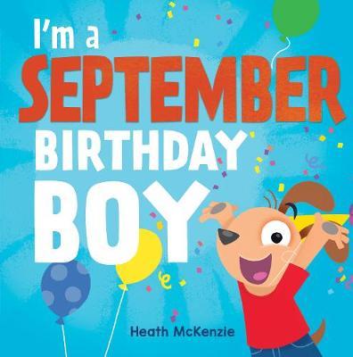 I'M a September Boy book