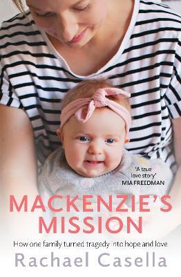 Mackenzie's Mission book