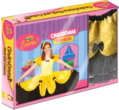 The Wiggles Emma!: CinderEmma Book and Costume by The Wiggles