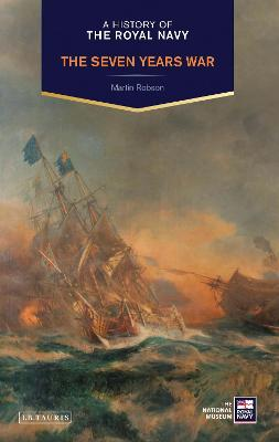 History of the Royal Navy by Martin Robson