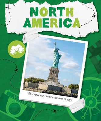 North America by Steffi Cavell-Clarke