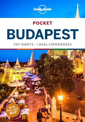 Lonely Planet Pocket Budapest book