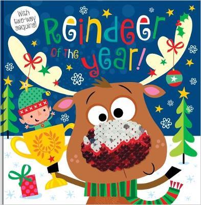 Reindeer of the Year! by Rosie Greening