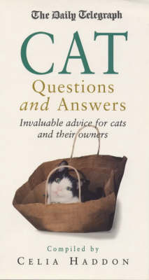 """Daily Telegraph"" Cat Questions and Answers by Celia Haddon"