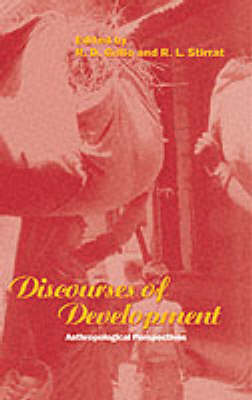 Discourses of Development by R.D. Grillo