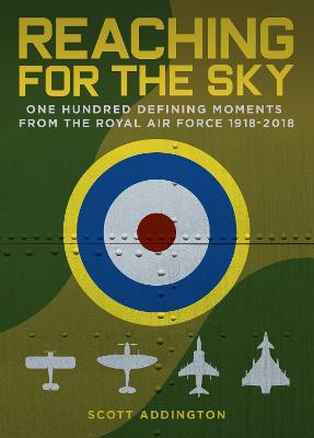 Reaching for the Sky by Scott Addington