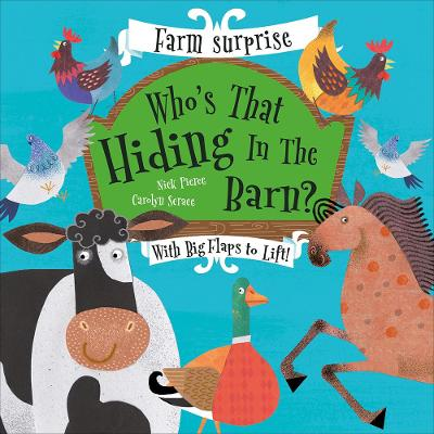 Who's That Hiding In The Barn? by Nick Pierce