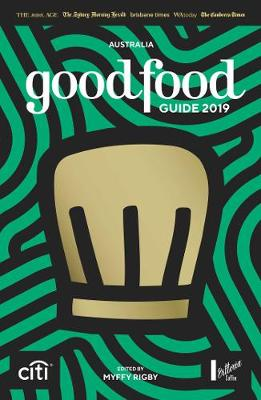 Good Food Guide 2019 book