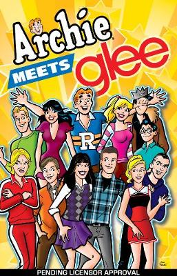 Archie Meets Glee book