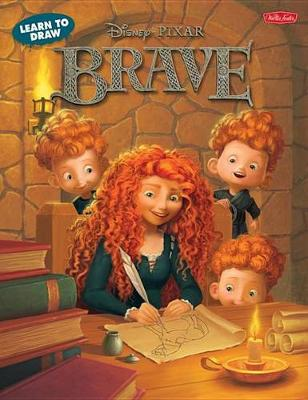 Learn to Draw Disney's Brave by Walter Foster Creative Team