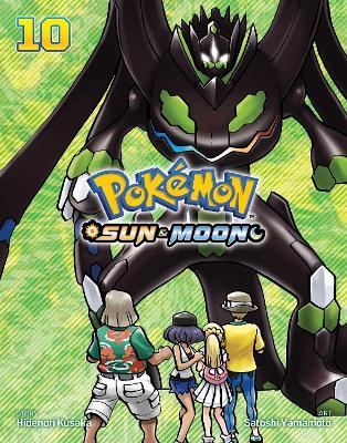 Pokemon: Sun & Moon, Vol. 10 book