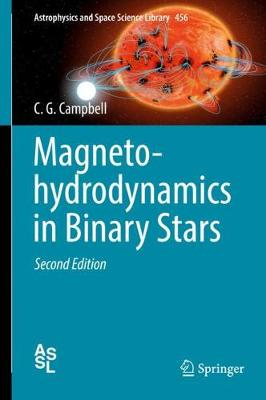 Magnetohydrodynamics in Binary Stars by C. G. Campbell