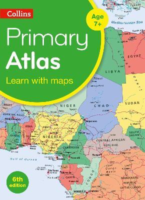 Collins Primary Atlas (Collins Primary Atlases) book