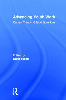 Advancing Youth Work book