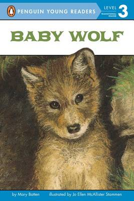 Baby Wolf book