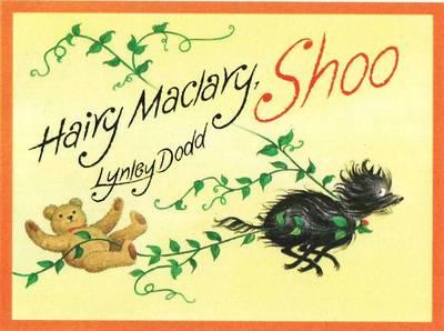 Hairy Maclary Shoo by Lynley Dodd