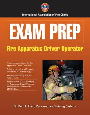 Exam Prep: Fire Apparatus Driver Op by IAFC