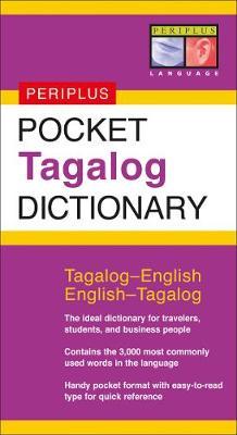 Pocket Tagalog Dictionary by Renato Perdon