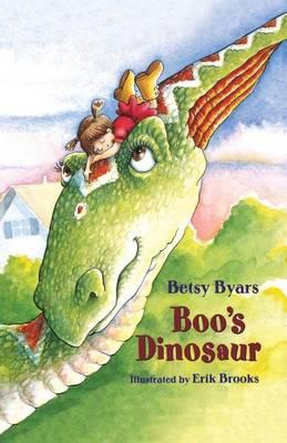 Boo's Dinosaur by Betsy Cromer Byars