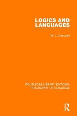 Logics and Languages book