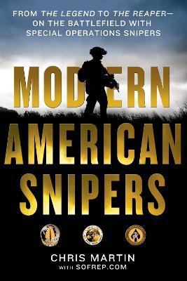 Modern American Snipers book